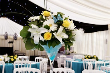 Marquee Wedding Hire For 100 Guests