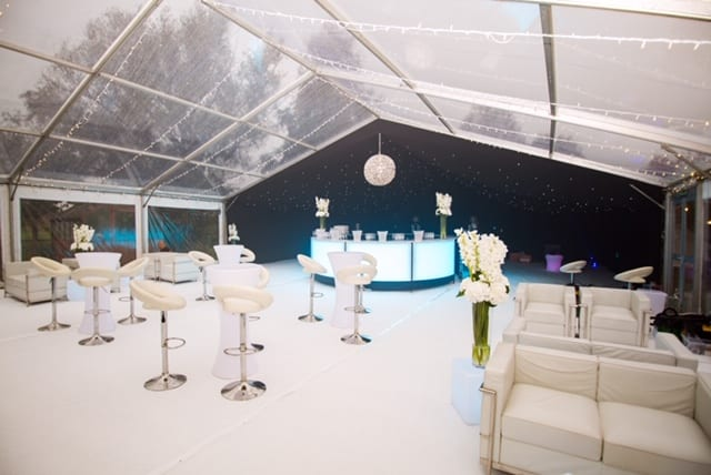 Winter Party Tent