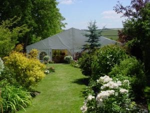 Garden Marquee Wedding Venue