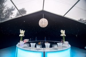 Party Tent Bar