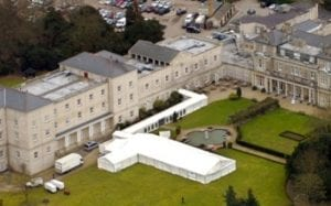 Corporate Marquee Wedding Venue