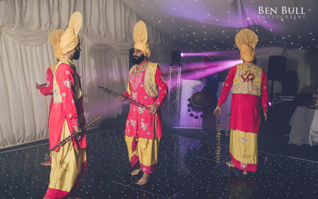 Indian Marquee Wedding